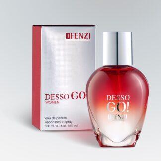 apa de parfum Desso Go