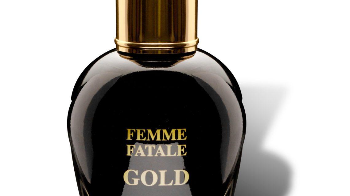 femme fatale gold