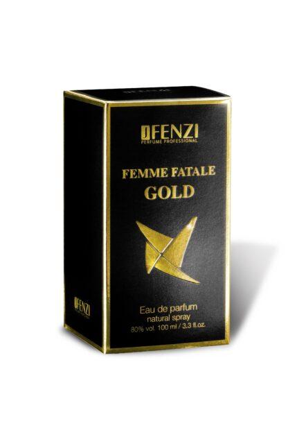 parfum spray Femme Fatale