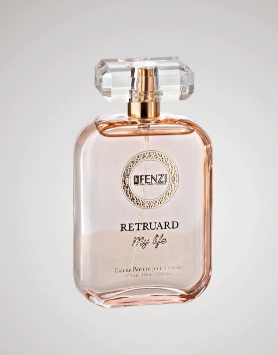 parfum retruard my life