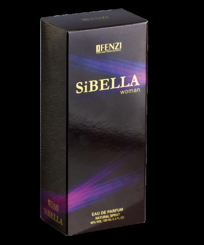 gama de parfumuri Sibella pentru femei