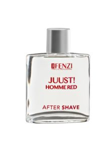 after shave homme red