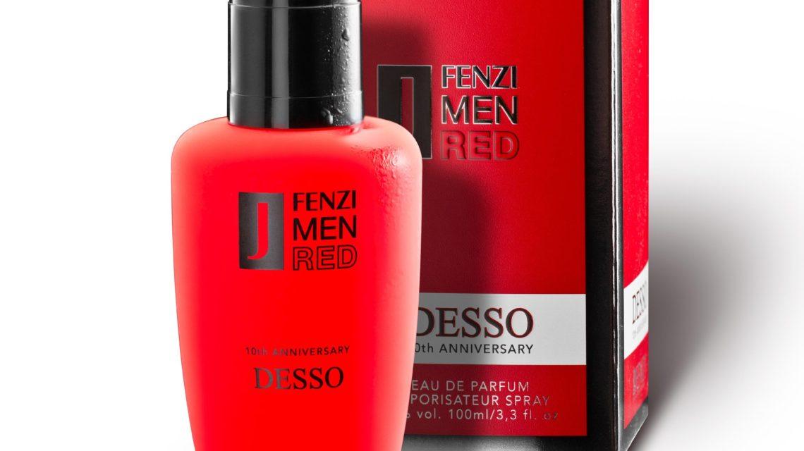 Desso Red parfum