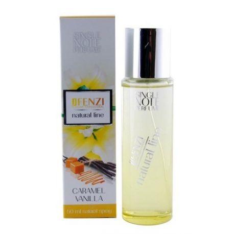 apa parfum caramel vanilie