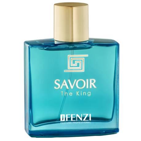 Savoir The King Apa De Parfum Barbati 100ml Jfenzi